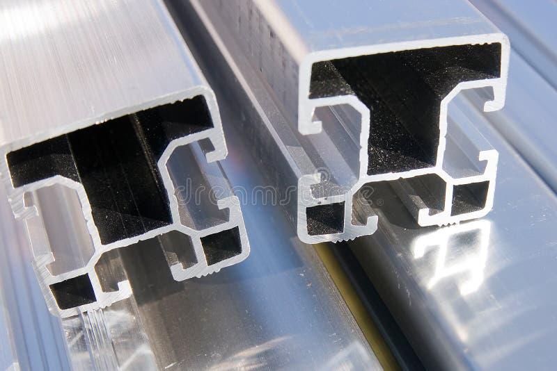 Het Photovoltaic module bevestigen royalty-vrije stock foto's