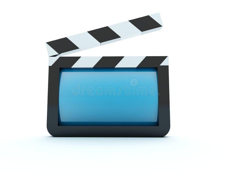 Het pictogram van de film