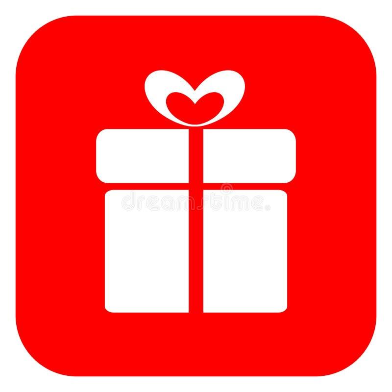 Het pictogram van de gift