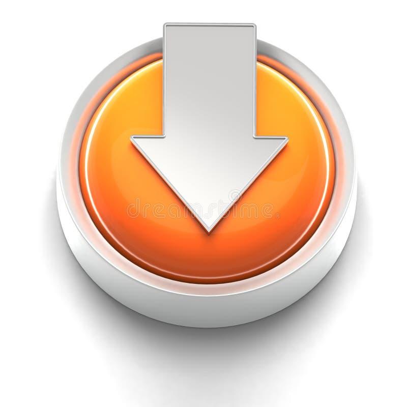 Het Pictogram van de knoop: Download royalty-vrije illustratie