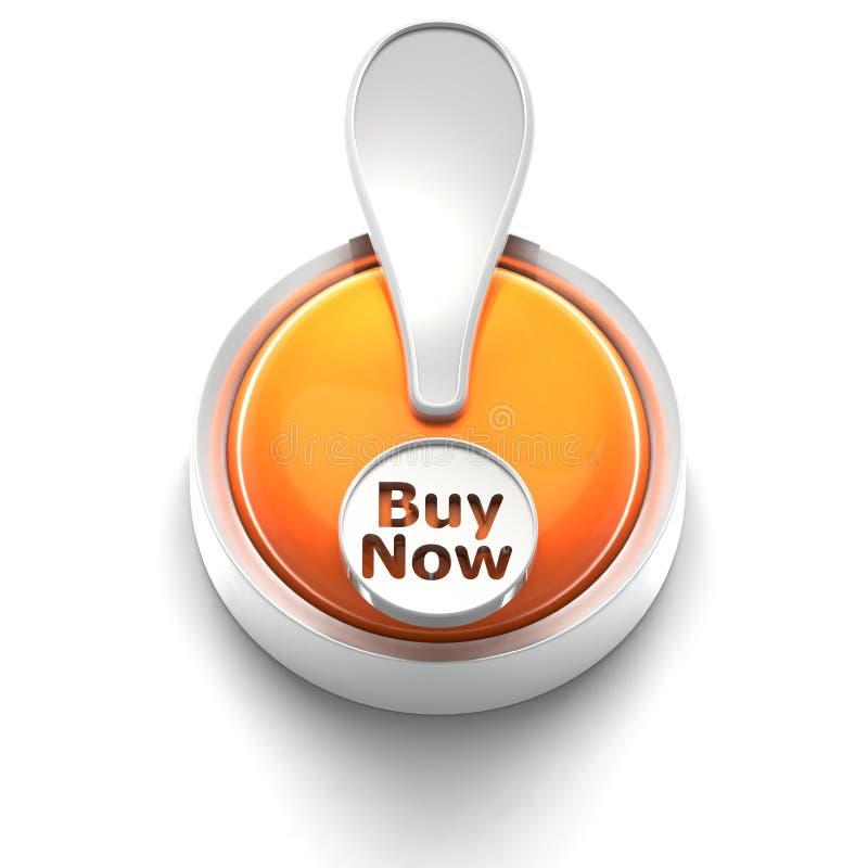 Het Pictogram van de knoop: Koop nu stock illustratie