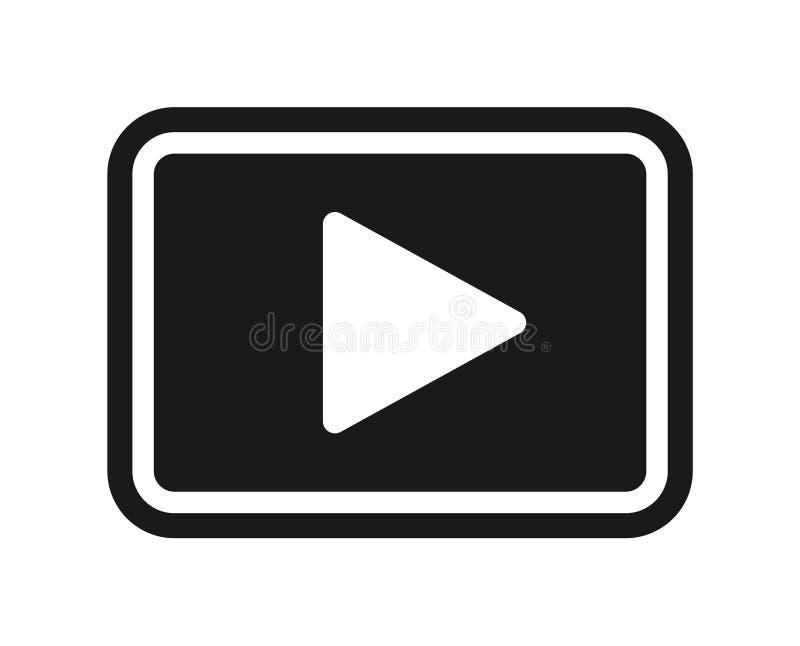 Het pictogram van de spelknoop vector illustratie