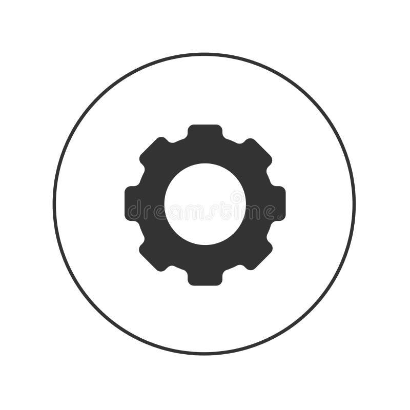 Het pictogram van het toestelweb stock fotografie