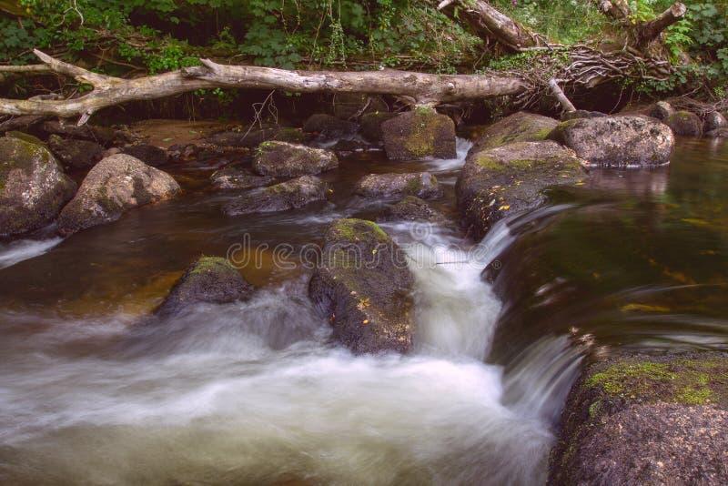 Het Pijltjerivier van het oosten stock foto