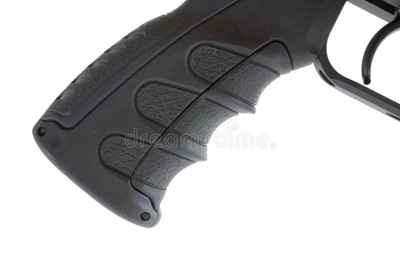 Het pistoolgreep van het geweer royalty-vrije stock foto