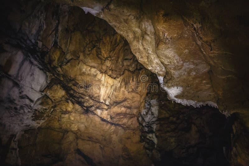 Het plafond van de tunnel royalty-vrije stock afbeelding