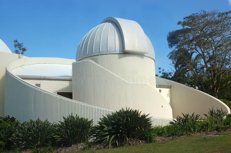 Het Planetarium van Queensland royalty-vrije stock fotografie