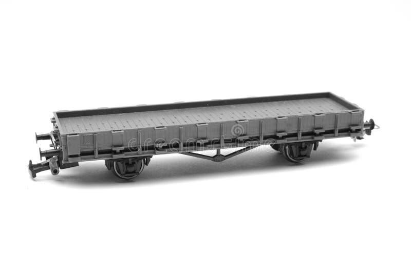 Het platform van de spoorweg stock fotografie
