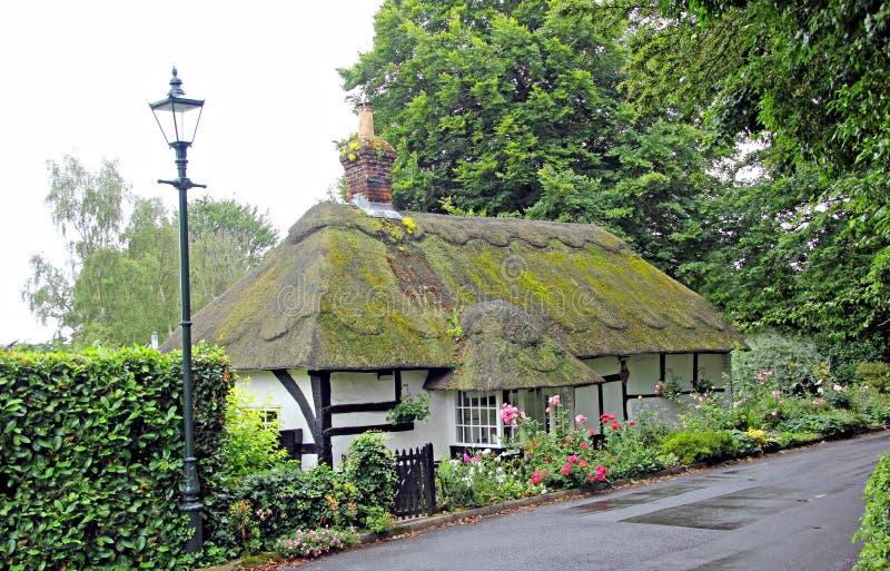 Het plattelandshuisje van de de chocoladedoos van Kent royalty-vrije stock foto's