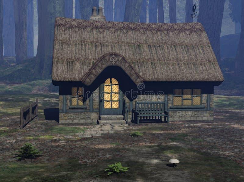 Het Plattelandshuisje van Fairytale
