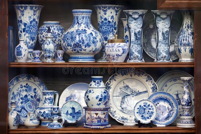 Het porselein van Holland royalty-vrije stock fotografie