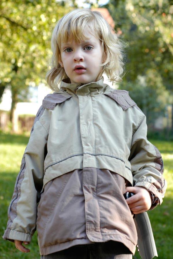 Download Het portret van de jongen stock afbeelding. Afbeelding bestaande uit jongen - 294357