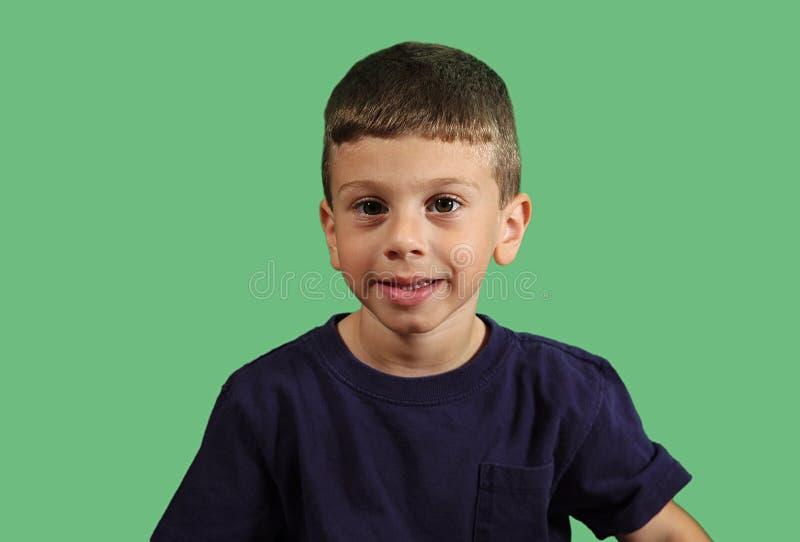 Het Portret Van Het Kind Stock Afbeeldingen