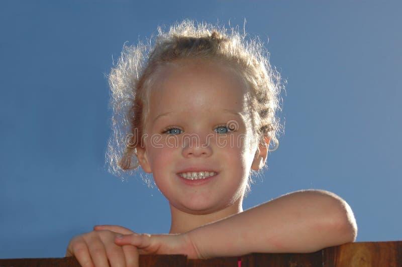 Het portret van het kind stock foto's