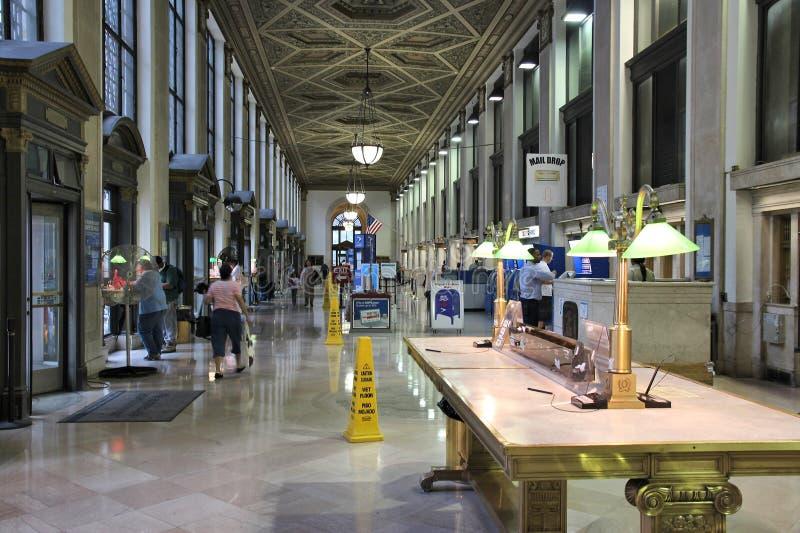 Het Postkantoor van New York royalty-vrije stock fotografie