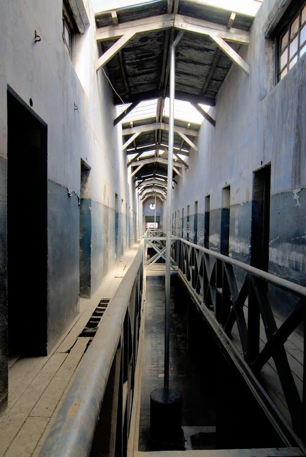 Het Presidium van Ushuaia royalty-vrije stock fotografie