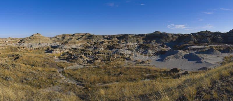 Het Provinciale Park van de dinosaurus stock fotografie