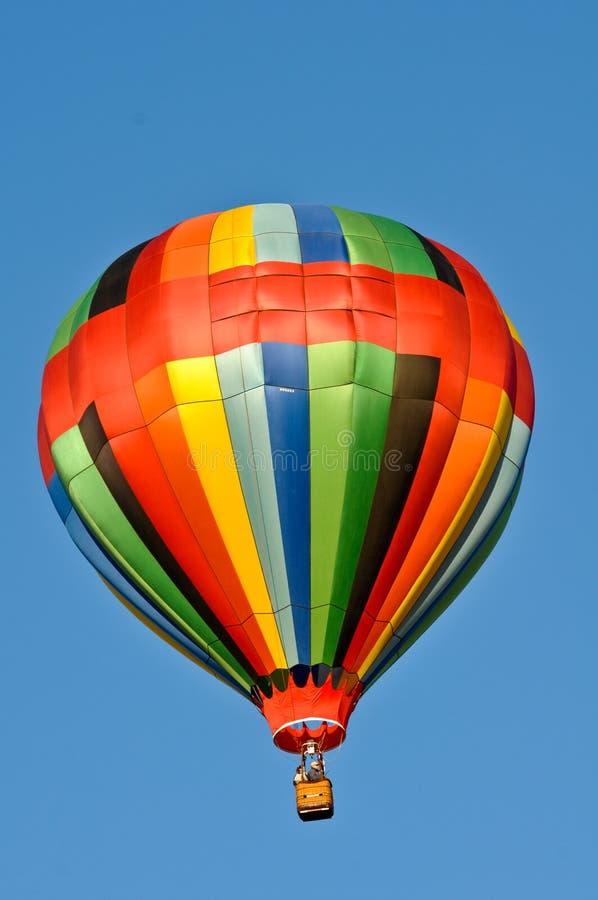 Het Ras van de Ballon van de hete Lucht in Reno Nevada royalty-vrije stock afbeelding