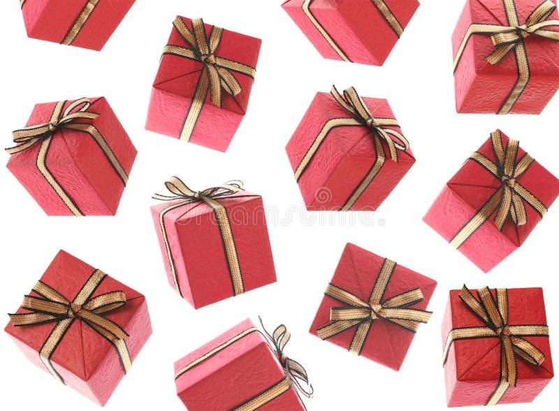 Het Regenen van de gift royalty-vrije stock afbeelding