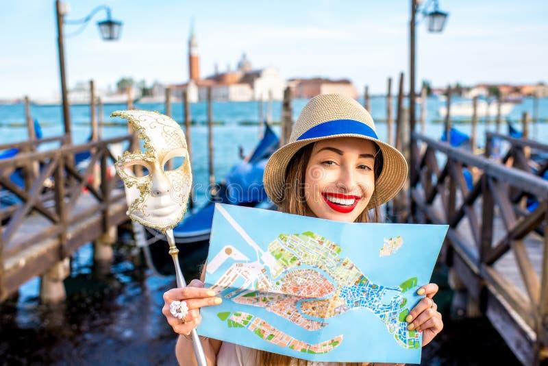 Het reizen in Venetië royalty-vrije stock afbeelding