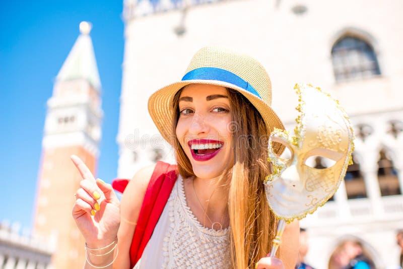 Het reizen in Venetië royalty-vrije stock foto's