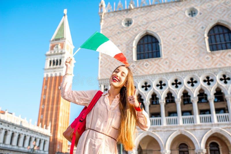 Het reizen in Venetië royalty-vrije stock fotografie