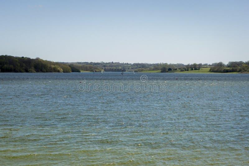 Het Reservoir van het Bewlwater stock afbeelding