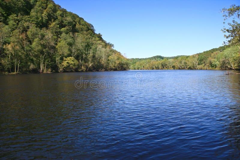 Het Reservoir van Norris stock foto