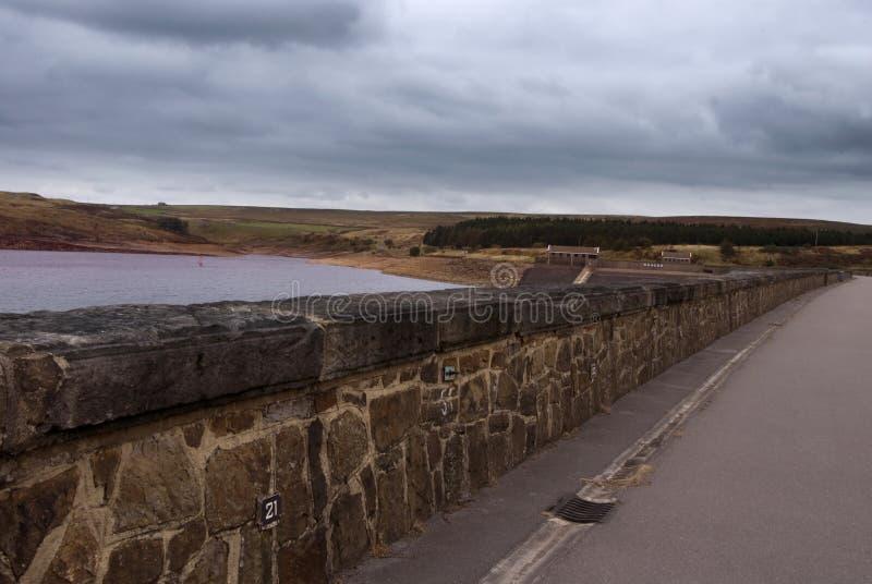 Het Reservoir van Winscar stock foto's