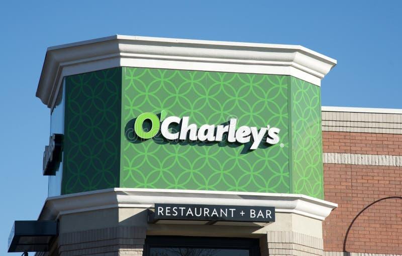 Het Restaurant van O'Charley, Bartlett Tennessee royalty-vrije stock afbeelding