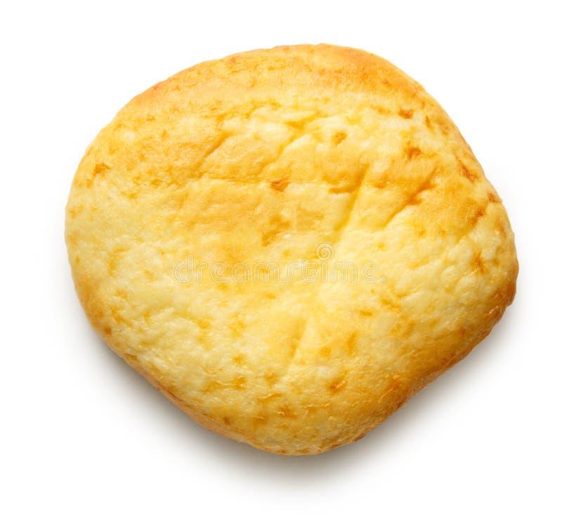 Download Het Ronde Broodje Van Het Zure Roomdessert Stock Foto - Afbeelding bestaande uit pannekoek, gastronomisch: 54078226