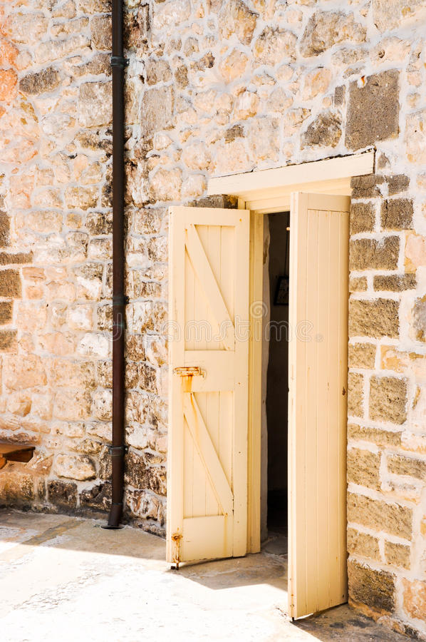 Het Ronde Huis: Architecturale Kalksteendetails stock afbeeldingen