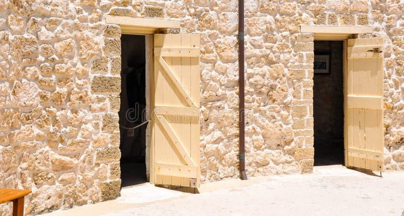Het Ronde Huis: Kalksteen Historische Plaats stock afbeelding