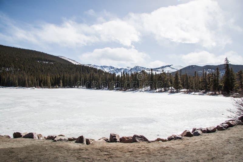 Het rotsachtige Nationale Park van de Berg royalty-vrije stock fotografie