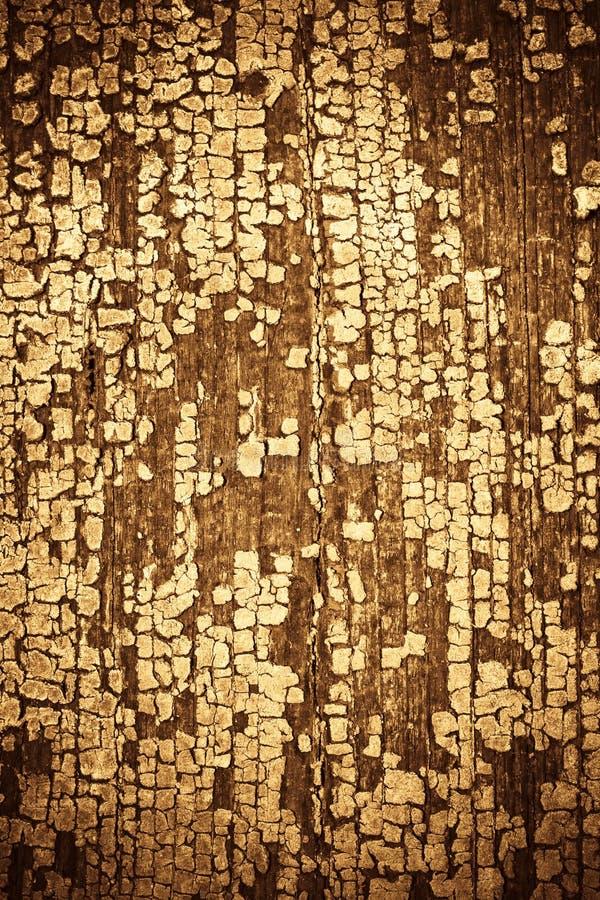 Het rottende hout van Grunge royalty-vrije stock foto's