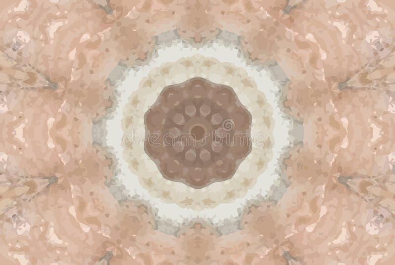 Het Roze van Grunge stock afbeelding