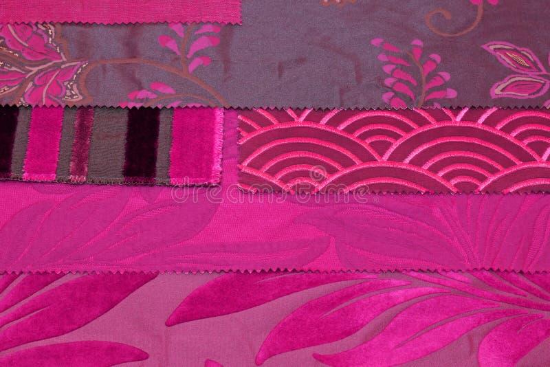 Het roze van het patroon royalty-vrije stock afbeelding