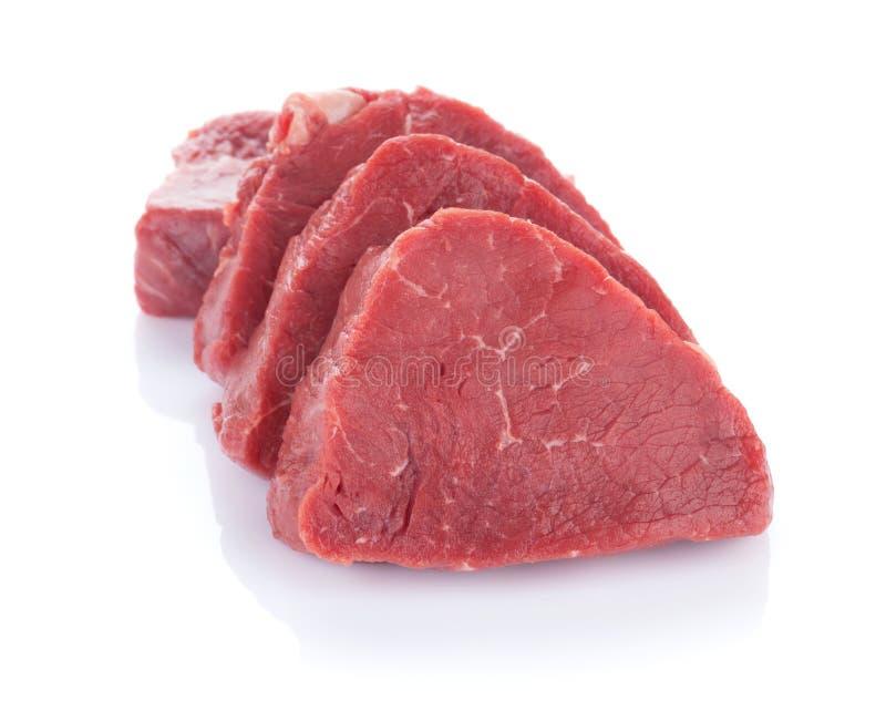 Download Het Rundvleesvlees Van Het Filetlapje Vlees Stock Foto - Afbeelding bestaande uit plak, karbonade: 54086650