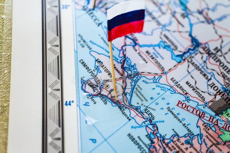 Het is Rusland stock afbeelding