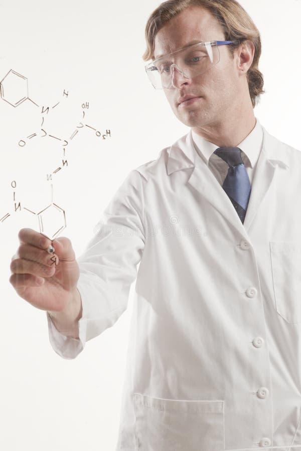 Het samenstellen van Wetenschap stock foto's