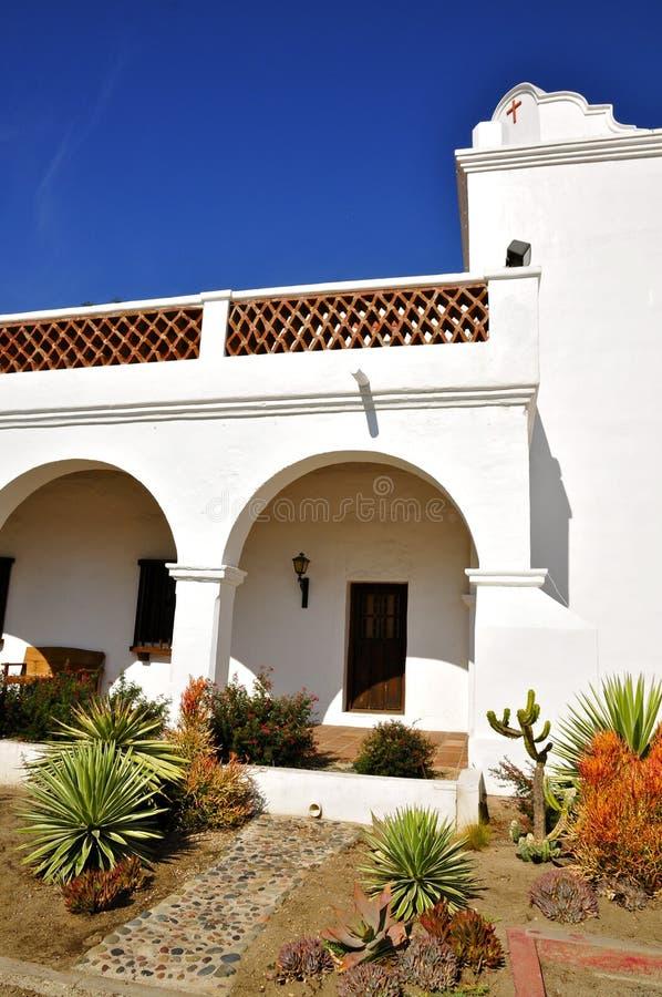 Het San Luis Rey van de opdracht royalty-vrije stock afbeelding