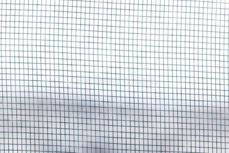 het scherm van de mugdraad royalty-vrije stock foto