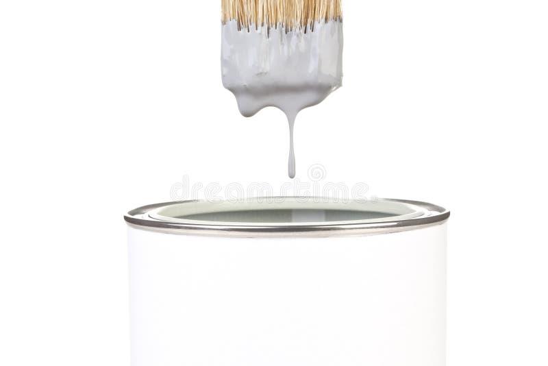 Het schilderen stock foto's