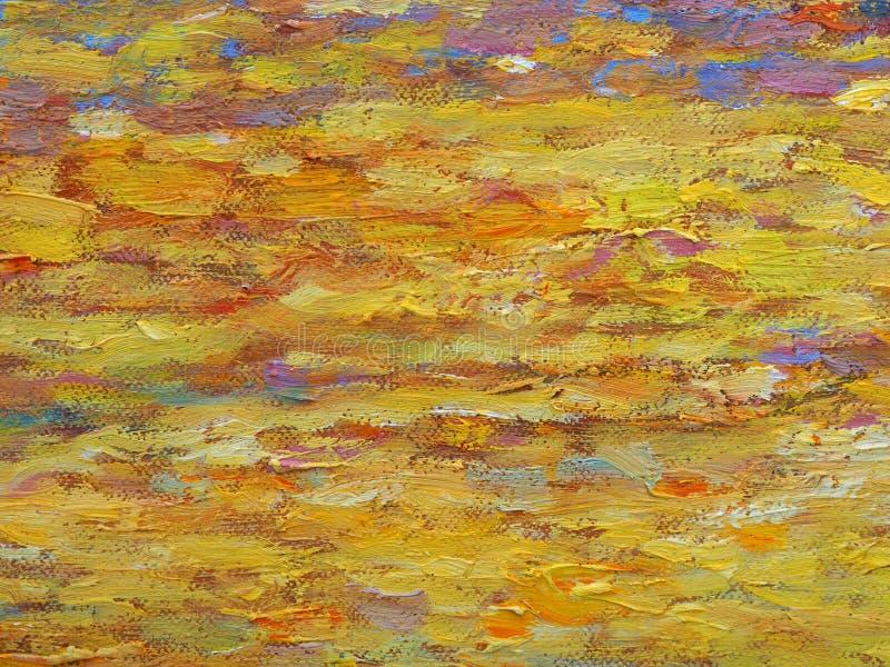 Het schilderen kleurentextuur Abstracte achtergrond heldere kleuren artistieke plonsen Multi kleurenachtergrond Fractal kunstwerk stock fotografie