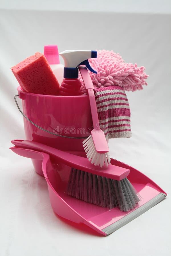 Het schoonmaken nut stock foto's