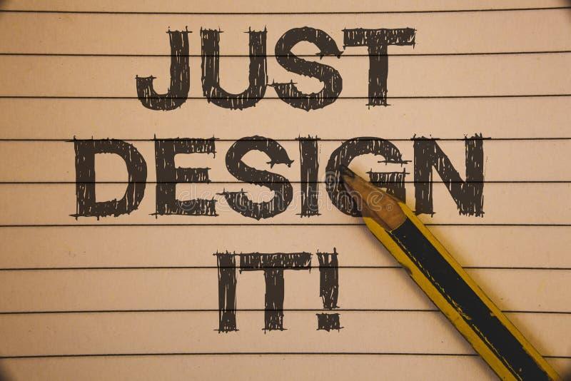 Het schrijven nota die enkel Ontwerp het tonen Motievenvraag De bedrijfsfoto demonstratie leidt tot de Nieuwe Originele Ideeën c  stock illustratie