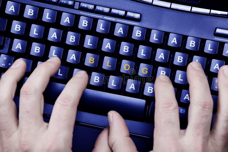 Het schrijven van een blog