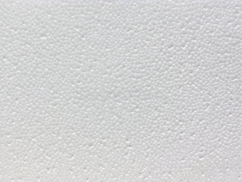 Het schuimtextuur van het polystyreen stock foto's