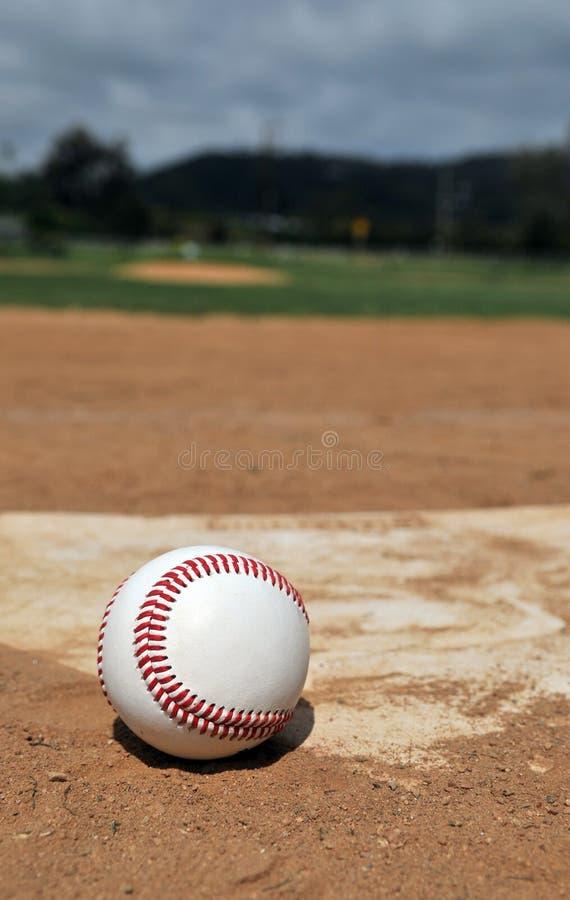 Het Seizoen van het honkbal royalty-vrije stock afbeelding