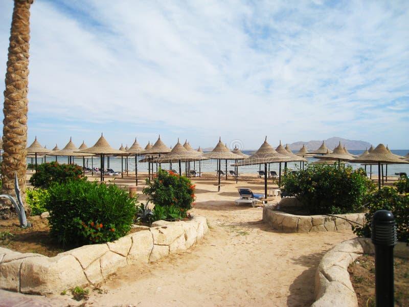 Het Sharm el Sheikh is het beste tijdverdrijf stock fotografie